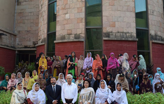 Students / faculty members from eminent universities of Balochistan visited NUST-SEECS 9th Aug, 2018